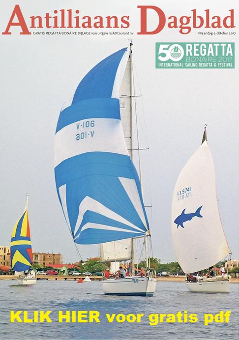 Regatta Bonaire 50 jaar