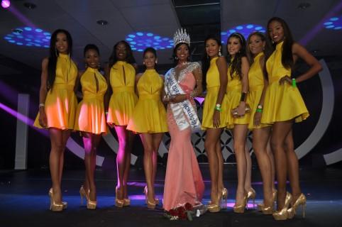 Miss World Curaçao 2014 gekroond