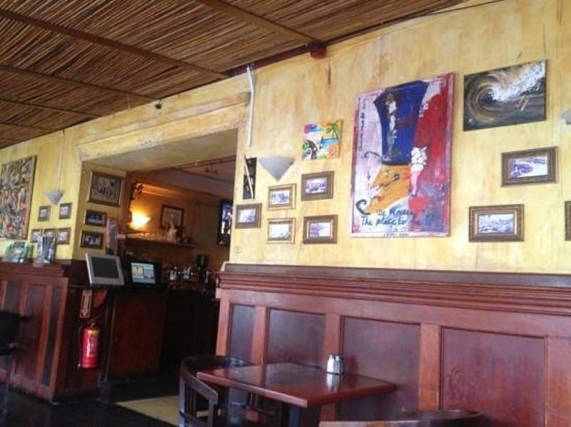 Grand Cafe De Heeren Curacao Menu